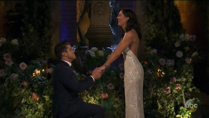 The Bachelorette Episode 1 as seen on ABC. New Bachelorette Becca Kufrin welcomes the contestants to the Bachelor mansion.