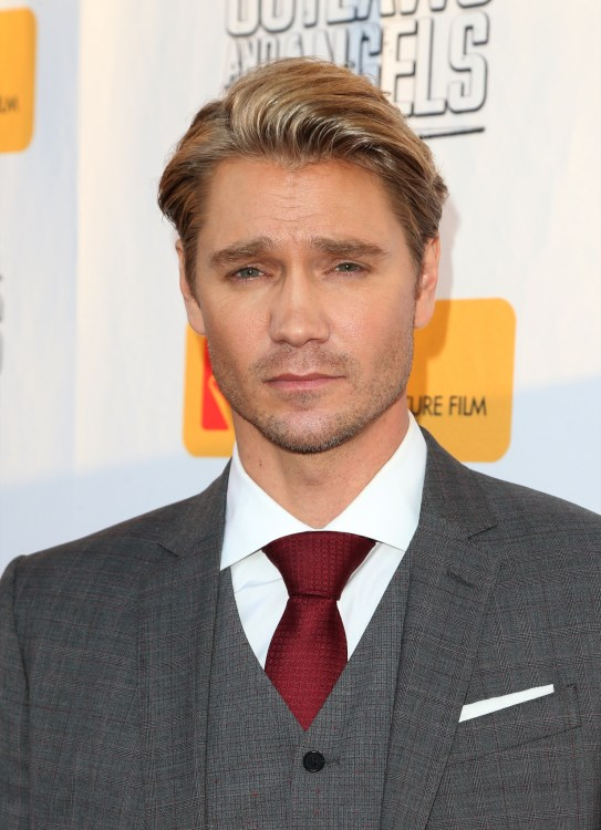 Chad Michael Murray at the Premiere of Momentum Pictures' 'Outlaws And Angels