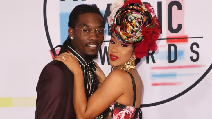 Cardi B and Offset marriage counseling couples therapy