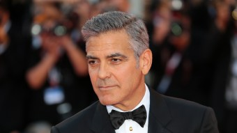 """George Clooney Says Meghan Markle Is Being """"Pursued & Vilified"""" Like Princess Diana"""