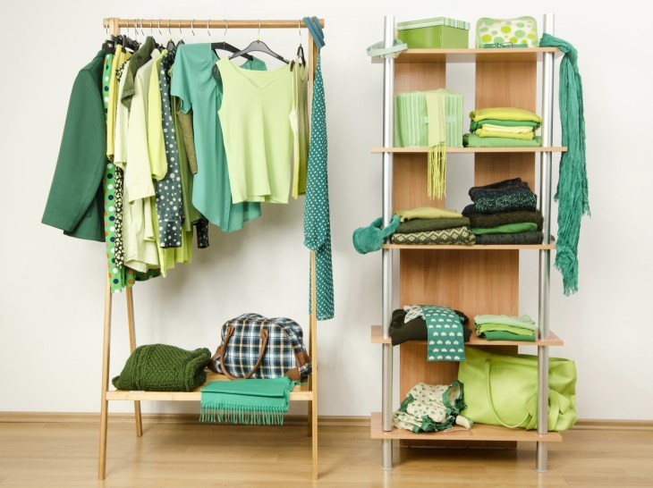 Green outfits for St. Patrick Day