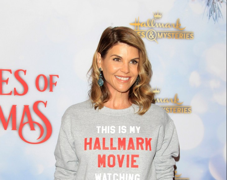 Lori Loughlin, accused in college admissions scandal