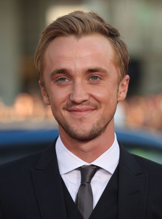 "Tom Felton at LA premiere of ""Planet Of The Apes"""