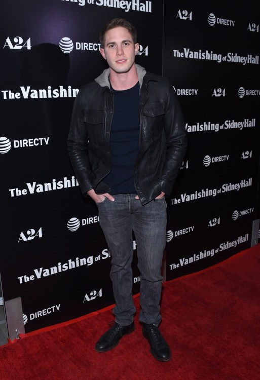 """Blake Jenner arrives for the """"The Vanishing of Sidney Hall"""" LA Screening on February 22, 2018 in Hollywood, CA"""