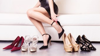 Study Shows Women Only Wear High Heels On Dates With Attractive Men They Want To Have Sex With