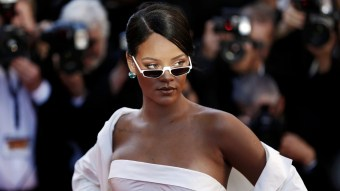 Rihanna Gives Inspiring Interview At Annual Diamond Ball
