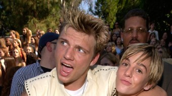 Nick Carter Posted Restraining Order Against Aaron Carter