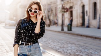 The 5 Fashionable High-Waisted Jeans Every Girl Needs