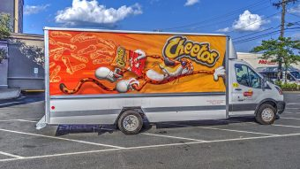 Cheetos First Cookbook Is Announced