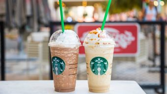 5 New Drinks To Order At Starbucks
