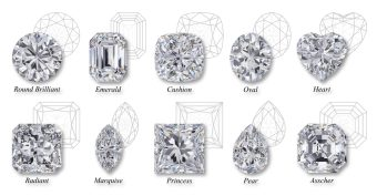 What Your Favorite Diamond Shape Says About You