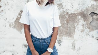 5 Ways To Wear A White T-Shirt In 2021