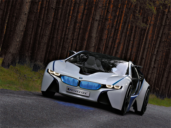 BMW Vision EfficientDynamics Concept 585