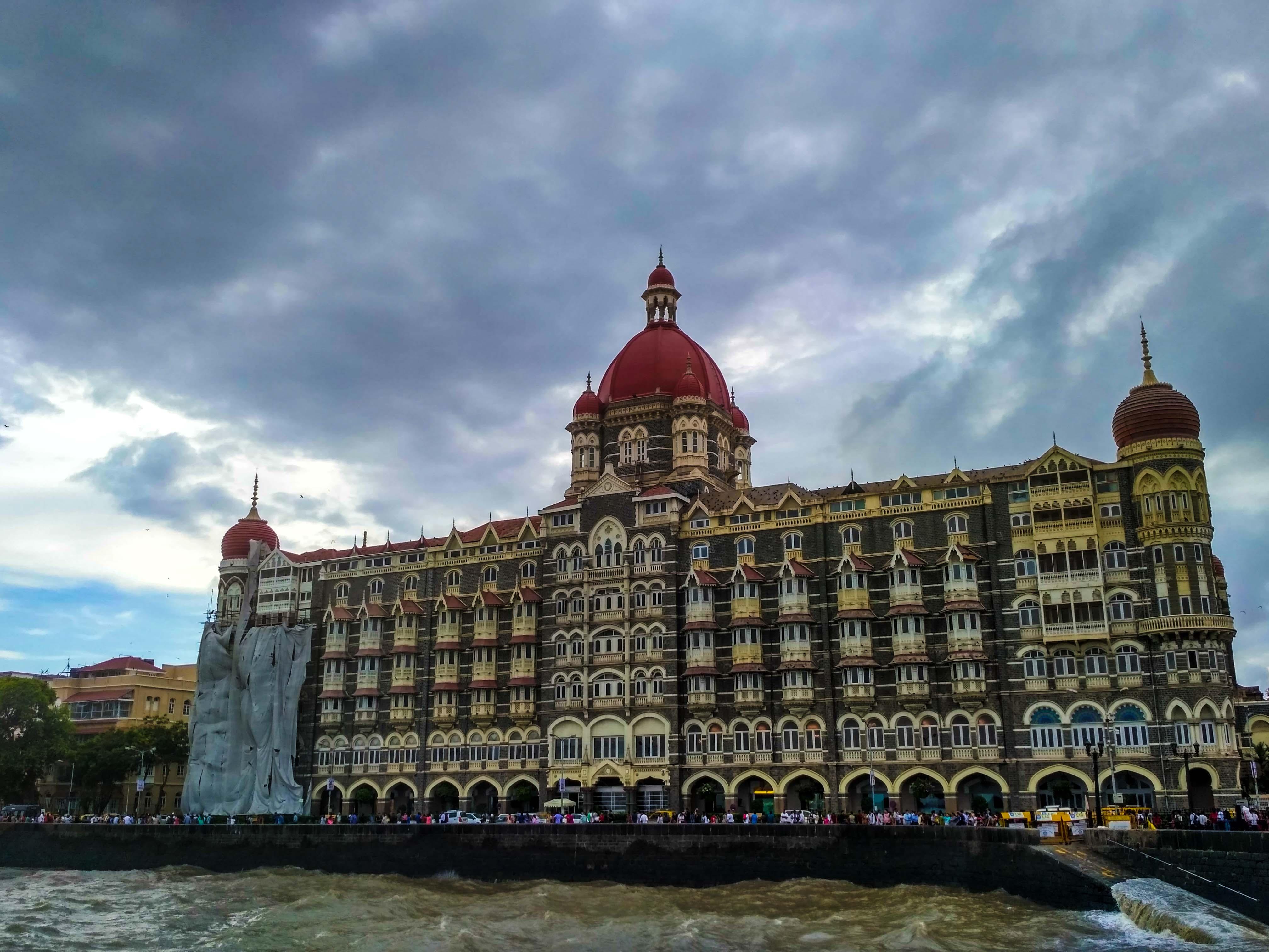मुंबईतील ताज हॉटेल