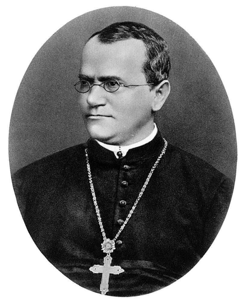 Gregor john Mendel information Biography in Marathi