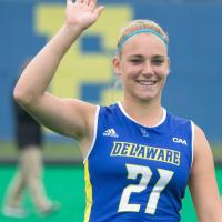 Blue Hens Field Hockey All-American Greta Nauck finalist for 2017 Honda Cup, Monday on CBS Sports Network