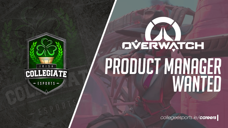 Overwatch Product Manager