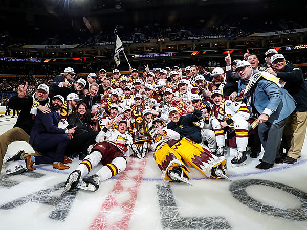 NCAA Frozen Four - College Hockey, Inc.