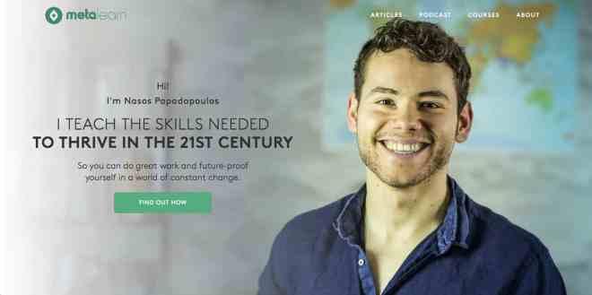 Nasos Papadopoulos Website