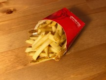 Small Natural-Cut Fries from Wendy's