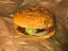 Whopper Sandwich from Burger King
