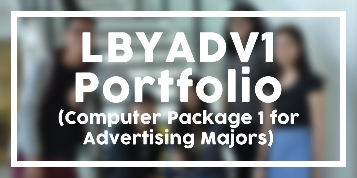LBYADV1 Portfolio