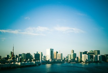 Tokyo in the day
