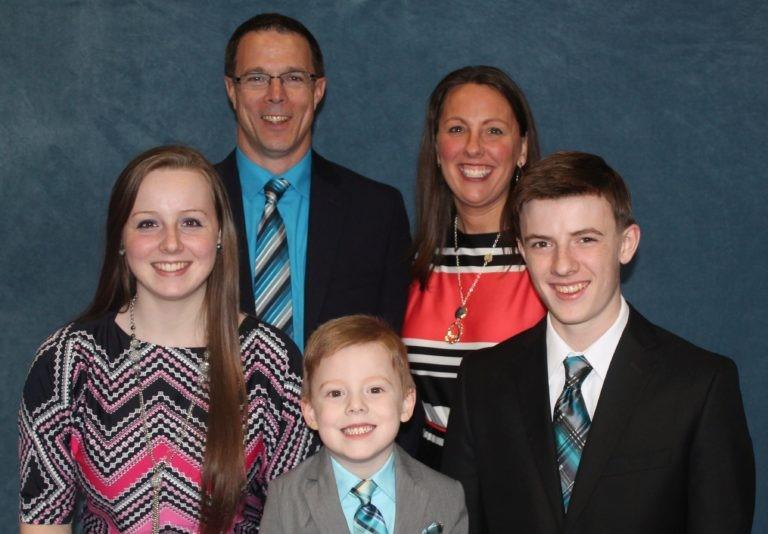 Barr Family Crosspoint Baptist Church Iowa City IA