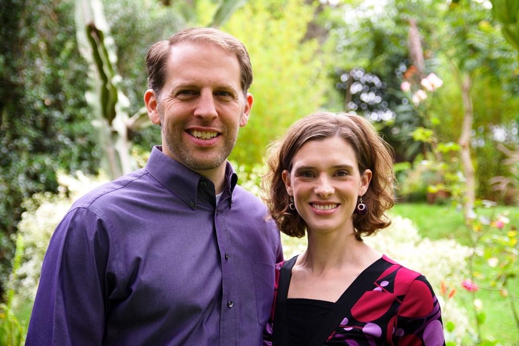 Dan & Angie Huffstutler Missionaries to Nairobi Kenya