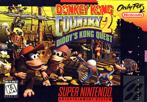 Donkey Kong Country 2: Diddy's Kong Quest 1995