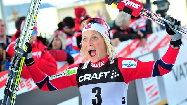Therese Johaug of Norway1