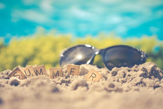 Summer Sunglasses Stock