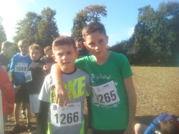 benjamins: Dorian et Mattyn