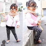 Spotted on Instagram : Fashion Kids!