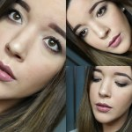 A Dewy Springtime Make-Up Look