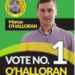 SU Election Interviews: Marcus O'Halloran, Presidential Candidate