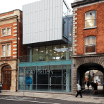 NCAD Students Protest Against Cutbacks