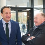 Minister Leo Varadkar Launches Equality and Diversity Report in UCD