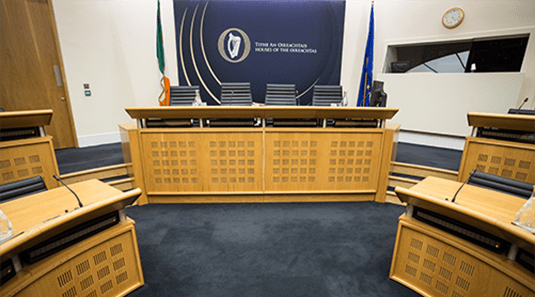 Oireachtas Committee