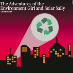 Short Story: The Adventures of the Environment Girl and Solar Sally