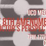 Med Soc to Host Panel Discussion on 8th Amendment