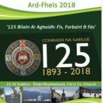 An Cumann Gaelach UCD ag súil le gradam a bhaint amach ag Ard-Fheis Chonradh na Gaeilge