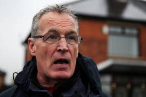 Sinn Fein's Gerry Kelly Caught Using Invisible Car to Avoid Garda Checkpoint