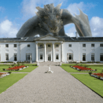 Duffy to Install Live Dragon at Áras an Uachtaráin if Elected President