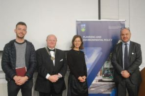 Panel Discusses Vision For Future Development of UCD Campus