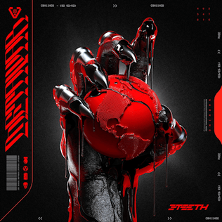 3teeth, metawar, album, album cover