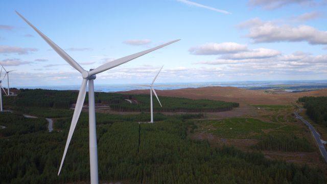 galway wind farm