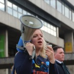 Students Protest Rent Increase and Interrupt University Management Meeting