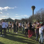Bringing Colour to Belfield: UCD Holi 2020