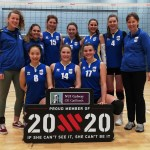 Volleyball UCD Mixes Competition with Camaraderie